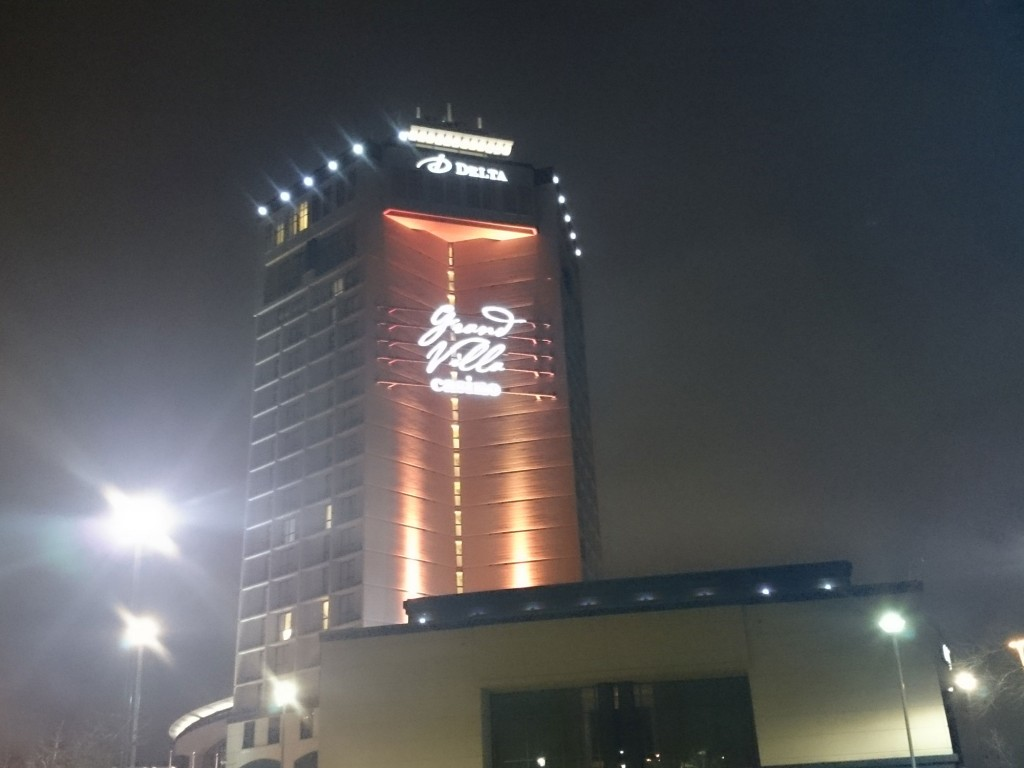 Grand Villa Casino Hotel & Conference Centre