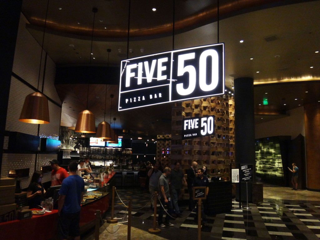 Five50 Pizza Bar