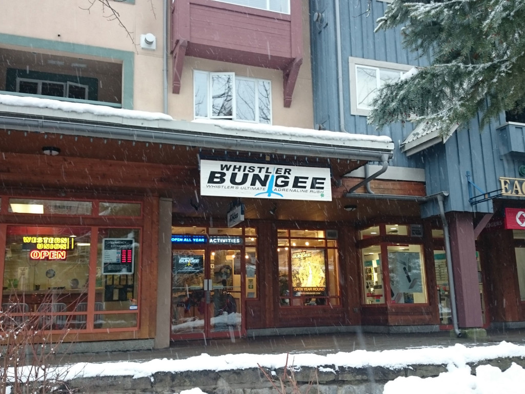 Whistler Bungee Village