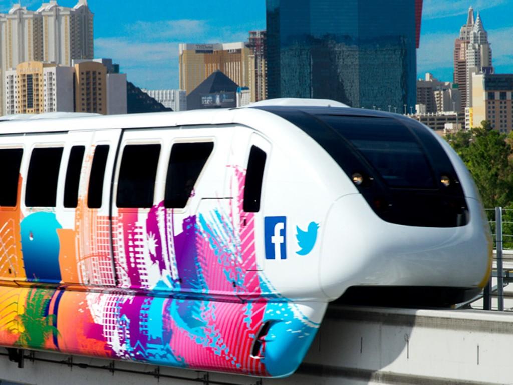 Las Vegas Monorial Transportation