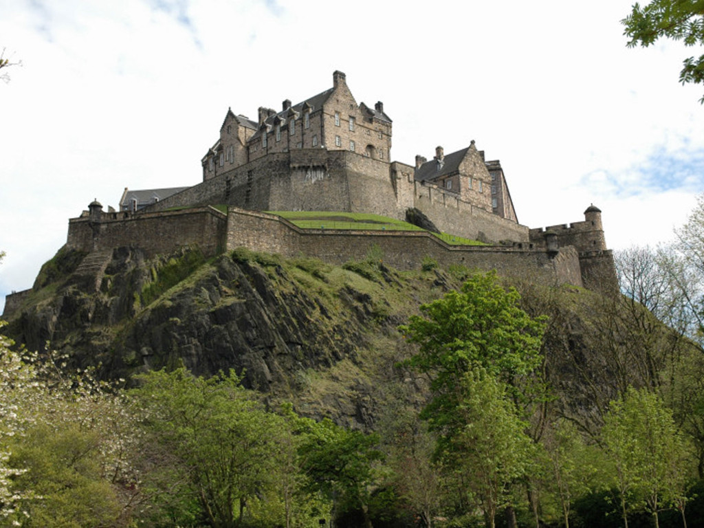 Edinburgh Castle United Kingdom