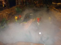 Rainforest Cafe Las Vegas
