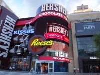 Hershey's Chocolate World Las Vegas