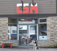 CSM Tune Shop Whistler Exterior