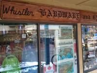 Whistler Hardware & Gifts