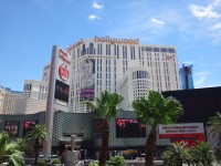 Planet Hollywood Resort & Casino Exterior