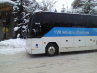 Pacific Coach Lines Whistler