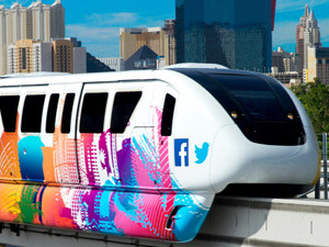 Las Vegas Monorail Transportation