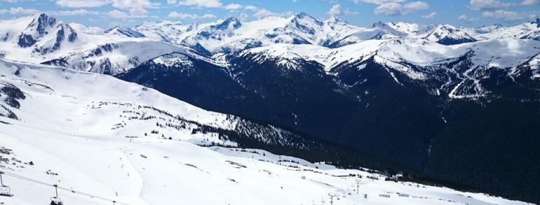 Spring Season Skiing & Snowboarding In Whistler