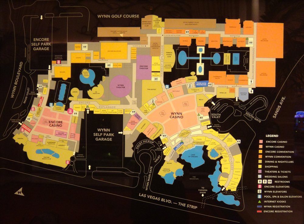 Wynn Hotel Casino Las Vegas Opens New Poker Room
